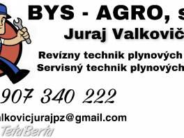 Revízny technik plynových zariadení , Obchod a služby, Ostatné  | Tetaberta.sk - bazár, inzercia zadarmo