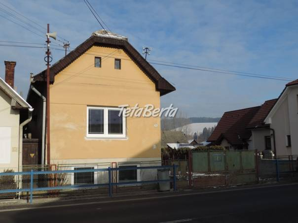 RE060278 Dom / Rodinný dom (Predaj), foto 1 Reality, Domy   Tetaberta.sk - bazár, inzercia zadarmo
