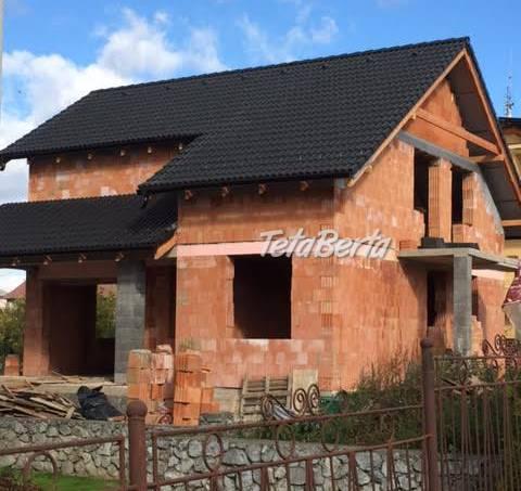 Novostavba ,tehla , Krásna nad Hornádom, 150 m2, aj dvojgeneračné bývanie, foto 1 Reality, Domy | Tetaberta.sk - bazár, inzercia zadarmo