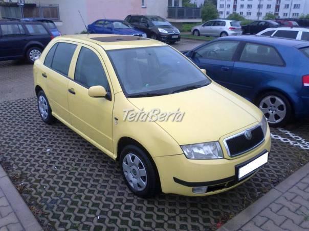 Škoda Fabia 1.4 MPI, foto 1 Auto-moto, Automobily | Tetaberta.sk - bazár, inzercia zadarmo