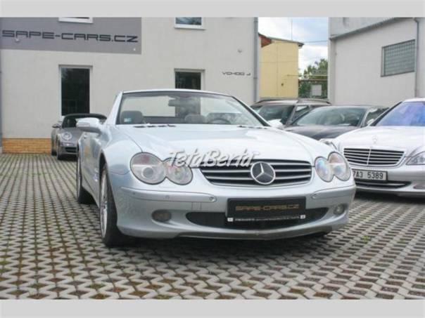 Mercedes-Benz Třída SL 500, SERVISKA, ZÁRUKA, foto 1 Auto-moto, Automobily | Tetaberta.sk - bazár, inzercia zadarmo
