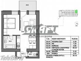 GRAFT ponúka 1,5-izb. byt Bystrická ul. – Devinska / NOVOSTAVBA /  , Reality, Byty  | Tetaberta.sk - bazár, inzercia zadarmo