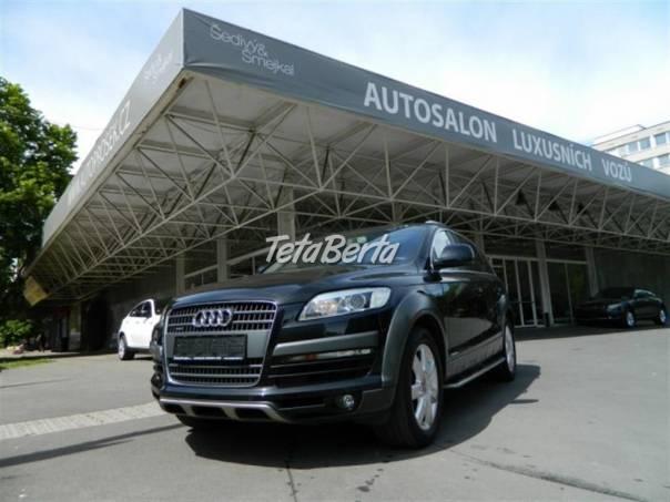 Audi Q7 4.2 TDI Offroad Paket, foto 1 Auto-moto, Automobily | Tetaberta.sk - bazár, inzercia zadarmo