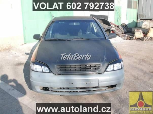 Opel Astra 1,8, foto 1 Auto-moto | Tetaberta.sk - bazár, inzercia zadarmo