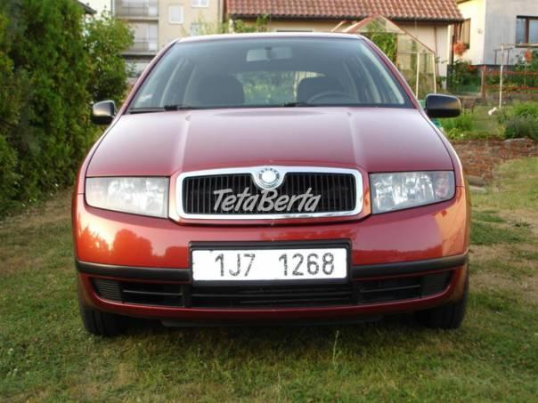 Škoda Fabia 1.4 16V, foto 1 Auto-moto, Automobily | Tetaberta.sk - bazár, inzercia zadarmo