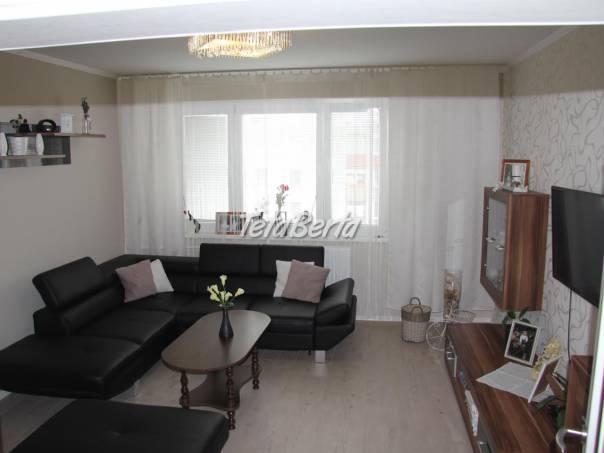 3 izb.byt ul.Čordákova, 70 m2 + loggia, 8/8 poschodí,kompl.rekonštrukcia,OV, foto 1 Reality, Byty | Tetaberta.sk - bazár, inzercia zadarmo