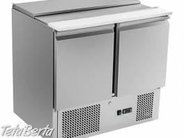 Chladiaci stôl saladeta 240 L / 2 dvere CHSS-9001 , Elektro, Chladničky, umývačky a práčky  | Tetaberta.sk - bazár, inzercia zadarmo
