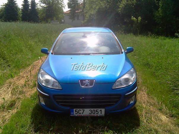 Peugeot 407 2.0 HDi DELUXE, foto 1 Auto-moto, Automobily | Tetaberta.sk - bazár, inzercia zadarmo