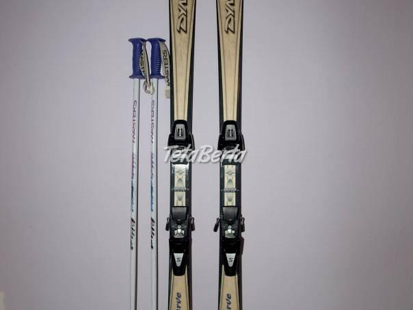 Predám lyže s viazaním, lyžiarky a vak na lyže, foto 1 Hobby, voľný čas, Šport a cestovanie | Tetaberta.sk - bazár, inzercia zadarmo
