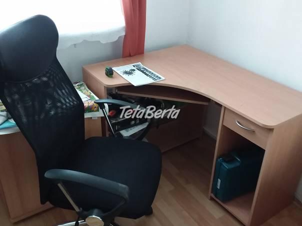 Pc stolik ,stolicka, foto 1 Dom a záhrada, Nábytok, police, skrine   Tetaberta.sk - bazár, inzercia zadarmo
