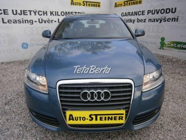 Audi A6 2.0TDI Navigace, Kůže, Automat , foto 1 Auto-moto, Automobily | Tetaberta.sk - bazár, inzercia zadarmo