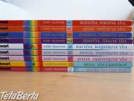 Predám dievčenské knihy , Hobby, voľný čas, Film, hudba a knihy    Tetaberta.sk - bazár, inzercia zadarmo