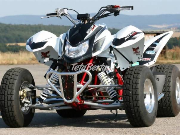 Access Motor Warrior Warrior 450 SuperMoto, foto 1 Auto-moto | Tetaberta.sk - bazár, inzercia zadarmo