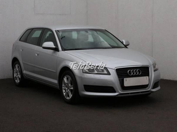 Audi A3  2.0 TDI, Serv.kniha, foto 1 Auto-moto, Automobily   Tetaberta.sk - bazár, inzercia zadarmo
