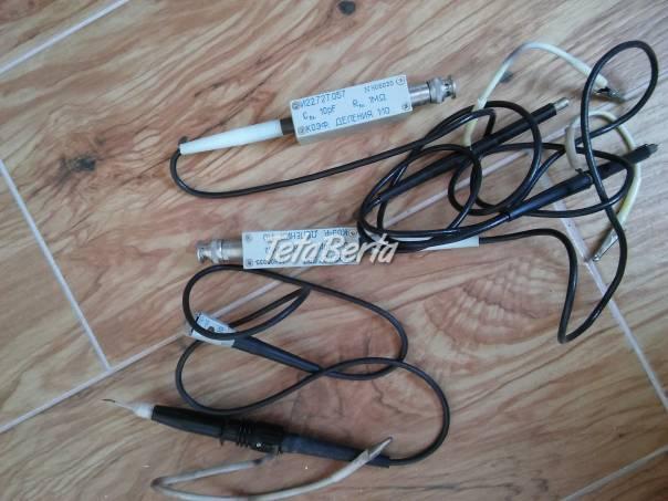 Osciloskopické sondy nové, foto 1 Elektro, Meracie prístroje | Tetaberta.sk - bazár, inzercia zadarmo