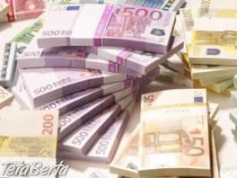 Pôžicka od 18 rokov až do 4000 €, bez registra! , Práca, Brigáda  | Tetaberta.sk - bazár, inzercia zadarmo
