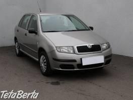 Škoda Fabia  1.2, 2.maj,ČR , Auto-moto, Automobily  | Tetaberta.sk - bazár, inzercia zadarmo