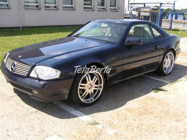 Mercedes-Benz Třída SL 500,TOP STAV,KRASAVEC, foto 1 Auto-moto, Automobily | Tetaberta.sk - bazár, inzercia zadarmo