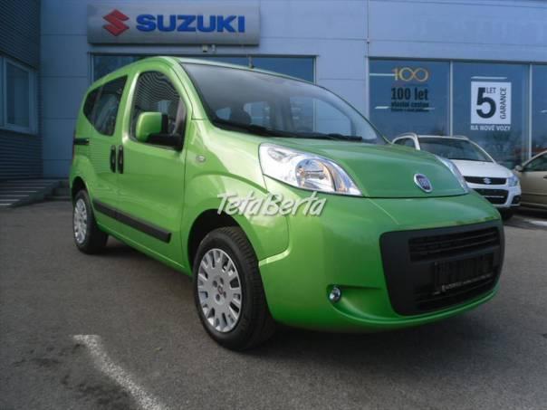 Fiat  QUBO 1,4 77k PLUS, foto 1 Auto-moto, Automobily | Tetaberta.sk - bazár, inzercia zadarmo