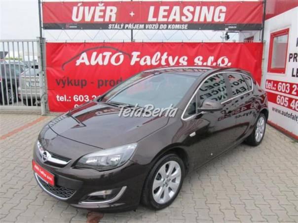 Opel Astra 1.4 TURBO AUTOMAT ČR.ZÁRUKA, foto 1 Auto-moto, Automobily | Tetaberta.sk - bazár, inzercia zadarmo