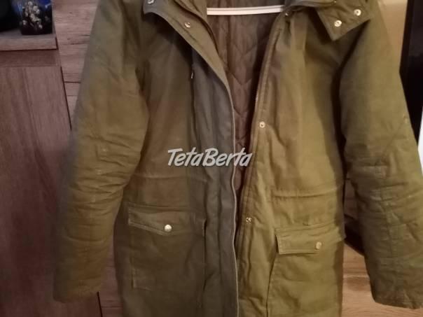 bunda zimná, foto 1 Móda, krása a zdravie, Oblečenie   Tetaberta.sk - bazár, inzercia zadarmo