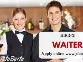 F&B DEPARTMENT STAFF wanted in Greece