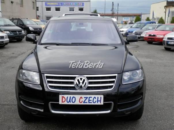 Volkswagen Touareg 3.0 TDI 165kW VÝBAVA KING- KONG, foto 1 Auto-moto, Automobily   Tetaberta.sk - bazár, inzercia zadarmo