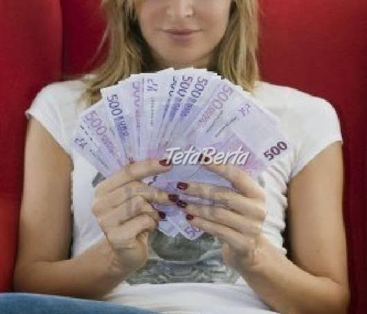 Ponúknite pôžičky medzi obzvlášť vážnymi, foto 1 Obchod a služby, Financie | Tetaberta.sk - bazár, inzercia zadarmo
