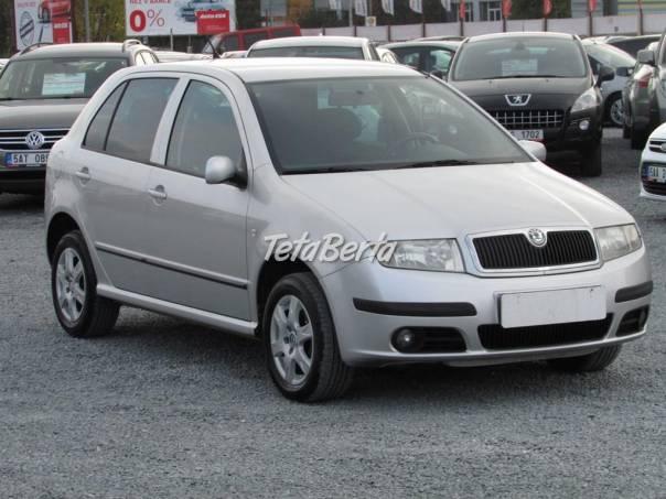 Škoda Fabia  1,4 TDi, foto 1 Auto-moto, Automobily | Tetaberta.sk - bazár, inzercia zadarmo