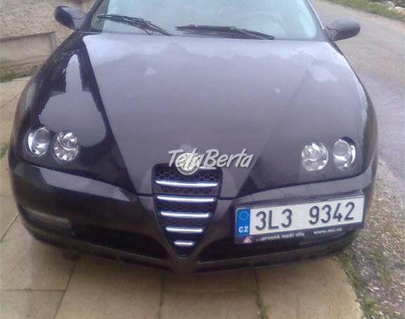 Alfa Romeo GTV Alfa Romeo GTV 2.0 JTS, foto 1 Auto-moto, Automobily | Tetaberta.sk - bazár, inzercia zadarmo