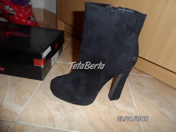 330e0ce5c3ea9 Kotníkové topánky - vysoký podpätok   Tetaberta.sk - bazár, inzercia zadarmo