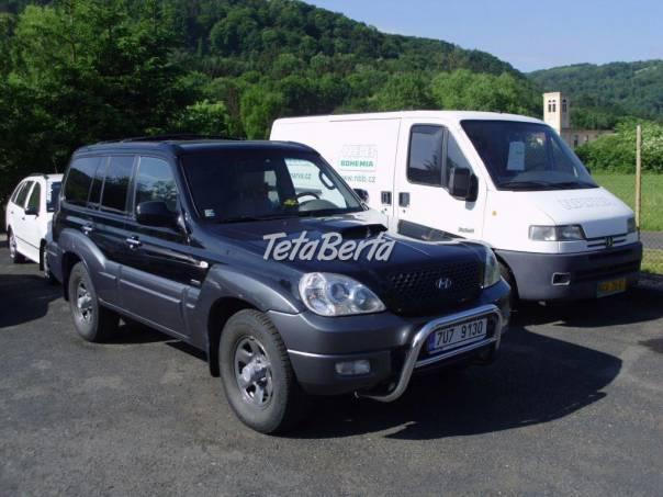 Hyundai Terracan 2,9 CRDi, foto 1 Auto-moto, Automobily   Tetaberta.sk - bazár, inzercia zadarmo