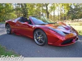 Ferrari 458 Italia APERTA , Auto-moto, Automobily  | Tetaberta.sk - bazár, inzercia zadarmo