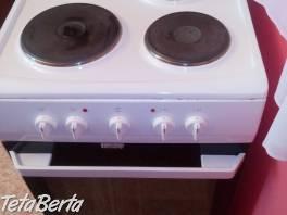 Predam elektricky sporak , Elektro, Chladničky, umývačky a práčky  | Tetaberta.sk - bazár, inzercia zadarmo