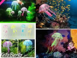 Umelá medúza - perfektná ozdoba akvária. , Zvieratá, Ostatné  | Tetaberta.sk - bazár, inzercia zadarmo