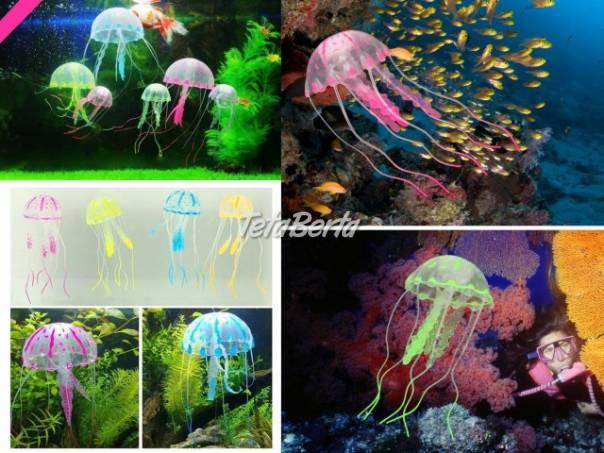 Umelá medúza - perfektná ozdoba akvária., foto 1 Zvieratá, Ostatné | Tetaberta.sk - bazár, inzercia zadarmo