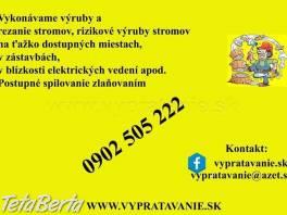 Pílenie,výruby stromov a čistenie pozemkov , Dom a záhrada, Ostatné    Tetaberta.sk - bazár, inzercia zadarmo