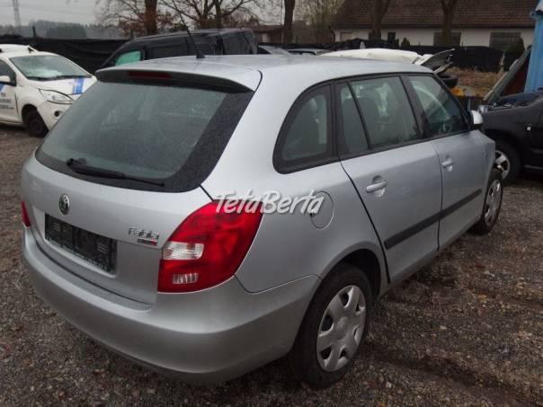 Škoda Fabia Combi 1,6 16V, foto 1 Auto-moto, Automobily | Tetaberta.sk - bazár, inzercia zadarmo