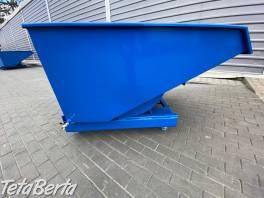 Kontajner TK 1100 litrov , Obchod a služby, Stroje a zariadenia  | Tetaberta.sk - bazár, inzercia zadarmo