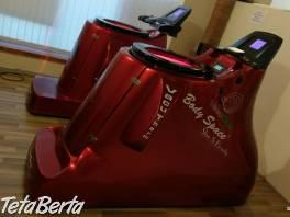 Bočnice na infra Body space Vacu therm TX5 , Hobby, voľný čas, Šport a cestovanie  | Tetaberta.sk - bazár, inzercia zadarmo