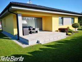 Novostavba kompletne zariadeného 4izb. bungalovu (ÚP 162 m2) na pozemku 632 m2, Most pri Bratislave , Reality, Domy  | Tetaberta.sk - bazár, inzercia zadarmo