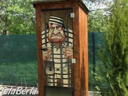 Suché WC- latrína , Dom a záhrada, Záhradný nábytok, dekorácie  | Tetaberta.sk - bazár, inzercia zadarmo