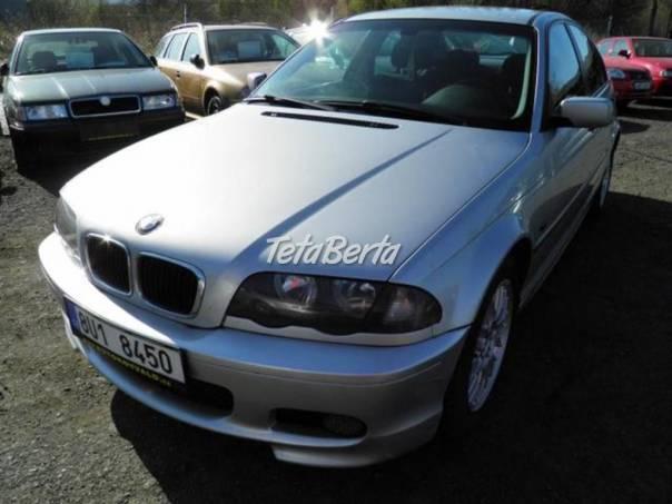 BMW Řada 3 320D ALUDigiKlimaASC, foto 1 Auto-moto, Automobily | Tetaberta.sk - bazár, inzercia zadarmo