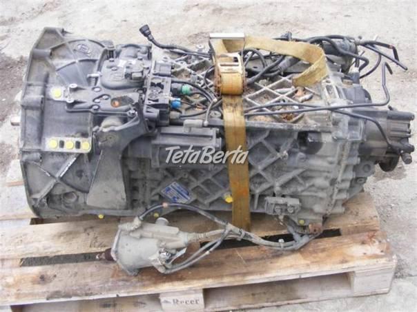 převodovka 16S 2220DT, foto 1 Auto-moto | Tetaberta.sk - bazár, inzercia zadarmo