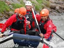 Rafting - splav rieky Váh, Orava, Hron Dunajec a Areáli vodného slalomu v Liptovskom Mikuláši.  , Hobby, voľný čas, Šport a cestovanie  | Tetaberta.sk - bazár, inzercia zadarmo