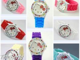 Hello Kitty hodinky cukríkové ! , Móda, krása a zdravie, Hodinky a šperky  | Tetaberta.sk - bazár, inzercia zadarmo