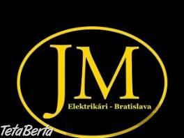 Elektrikár Bratislava + okolie , Dom a záhrada, Opravári a inštalatéri  | Tetaberta.sk - bazár, inzercia zadarmo