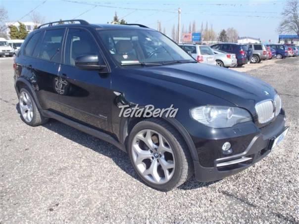 BMW X5 3.0 SD, NAVI, SERVISKA, foto 1 Auto-moto, Automobily | Tetaberta.sk - bazár, inzercia zadarmo