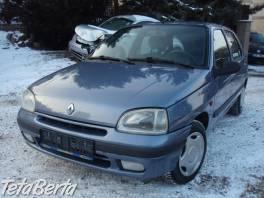 Renault Clio 1,2 43KW 115000KM