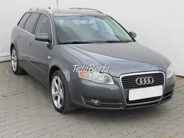 Audi A4  2.0 TDi, Serv.kniha, foto 1 Auto-moto, Automobily | Tetaberta.sk - bazár, inzercia zadarmo